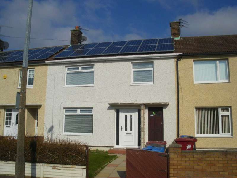 3 Bedrooms Terraced House for rent in Stonehey Road, Southdene Kirkby