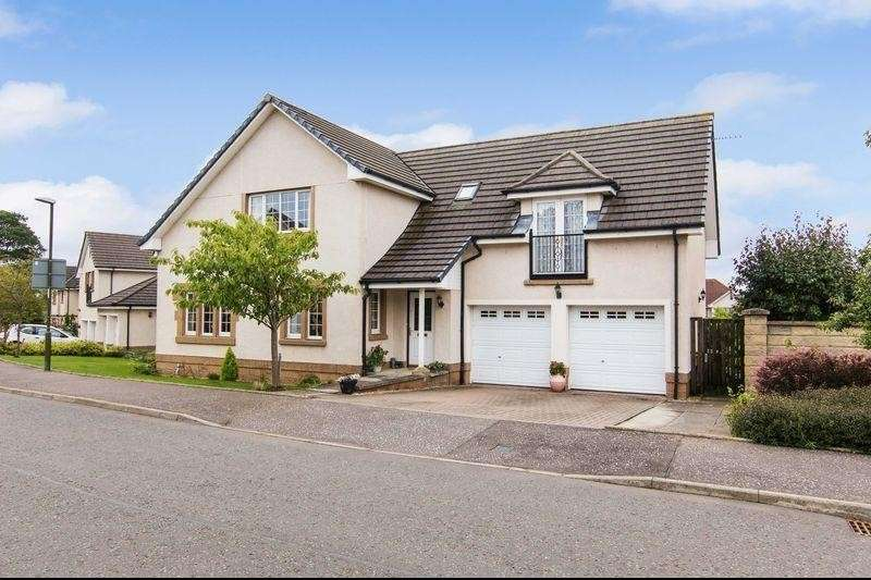 4 Bedrooms Property for sale in 4 Alderston Gardens, Haddington, East Lothian, EH41 3RY