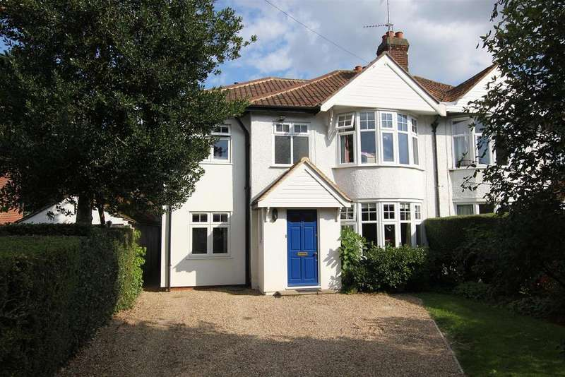 4 Bedrooms Semi Detached House for sale in Great Baddow, Chelmsford