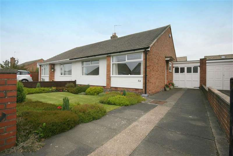 2 Bedrooms Semi Detached Bungalow for sale in Torver Way, Marden Estate, Tyne & Wear, NE30