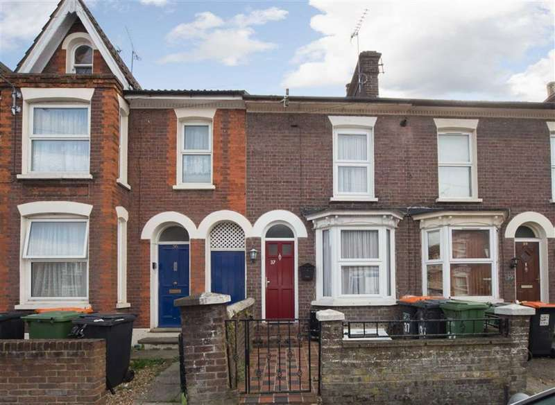 2 Bedrooms Terraced House for sale in Victoria Street, Dunstable, Bedfordshire, LU6