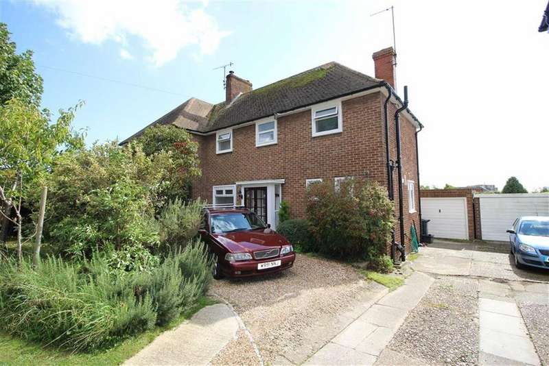 3 Bedrooms Semi Detached House for sale in West Way, Hove, East Sussex