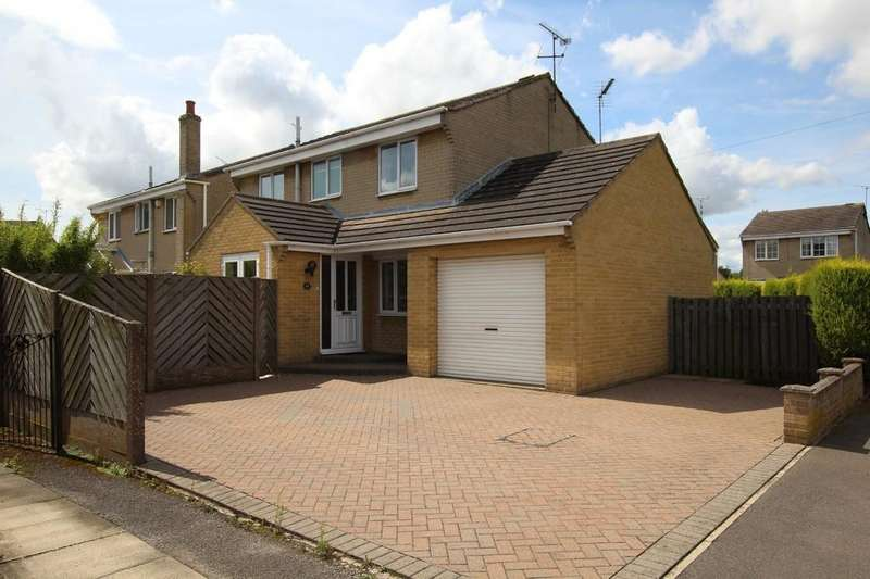 4 Bedrooms Detached House for sale in 43, Southfields, Clowne
