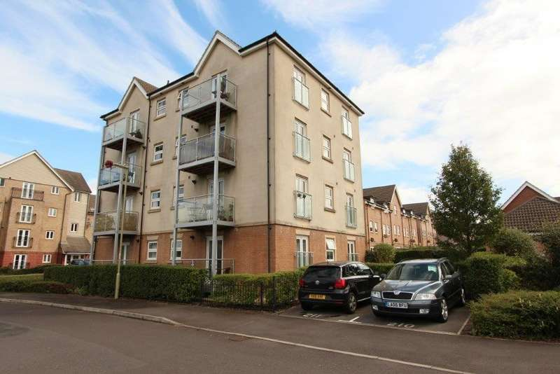 2 Bedrooms Apartment Flat for sale in Whites Way, Hedge End SO30