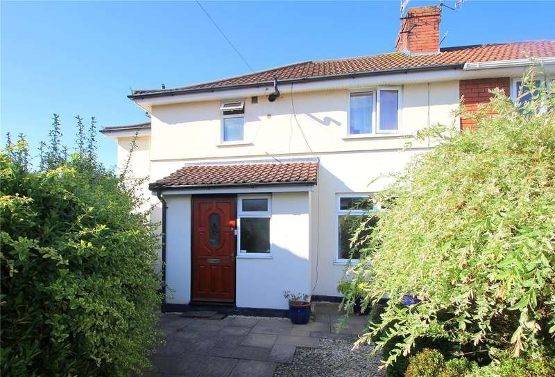 4 Bedrooms Semi Detached House for sale in Hardy Avenue Ashton BRISTOL BS3