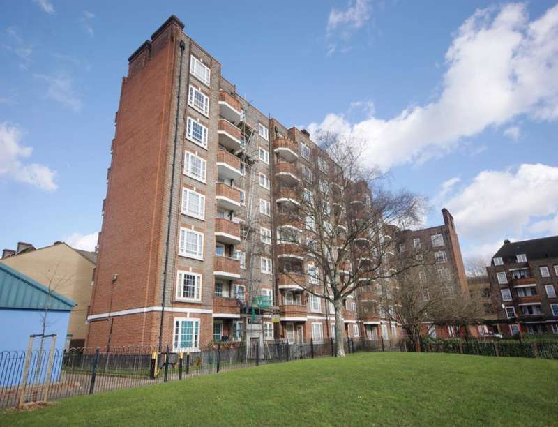 3 Bedrooms Flat for rent in Greatfield Peckwater Street, London, NW5