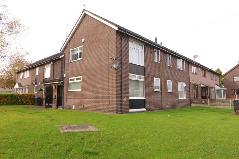 2 Bedrooms Flat for sale in Denbigh Road, Denton, Manchester, M34
