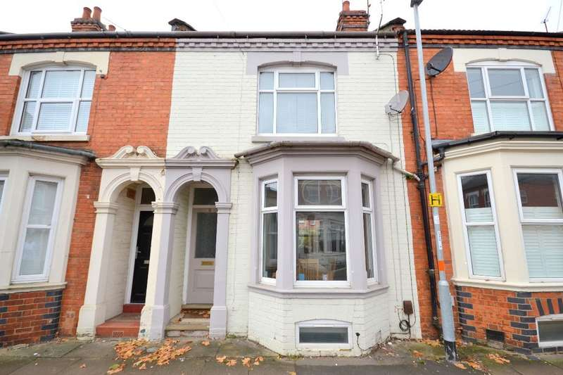 3 Bedrooms Property for sale in Wycliffe Road, Northampton, NN1
