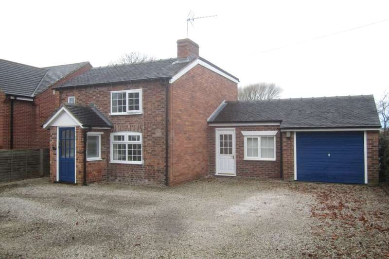 2 Bedrooms Detached House for sale in Stock Lane, Shavington, Crewe, CW2