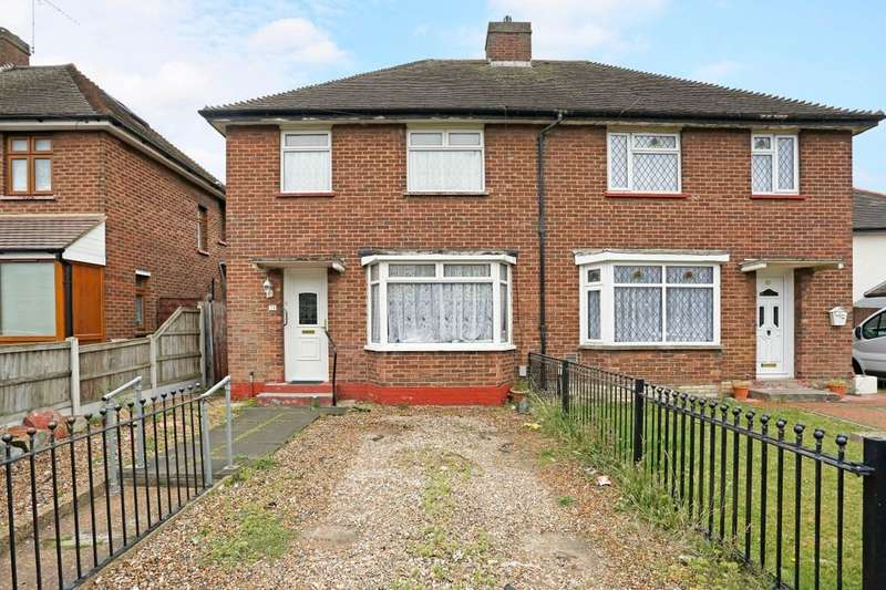 3 Bedrooms Semi Detached House for sale in Rose Lane, Chadwell Heath, Romford, RM6