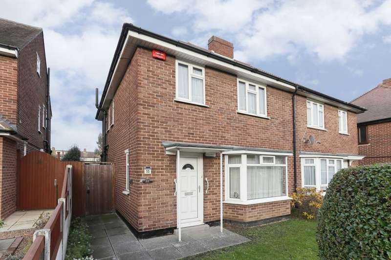 3 Bedrooms Semi Detached House for sale in Lawrence Crescent, Dagenham, RM10