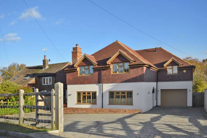 4 Bedrooms Detached House for sale in Maypole Road, Ashurst Wood, East Grinstead, RH19