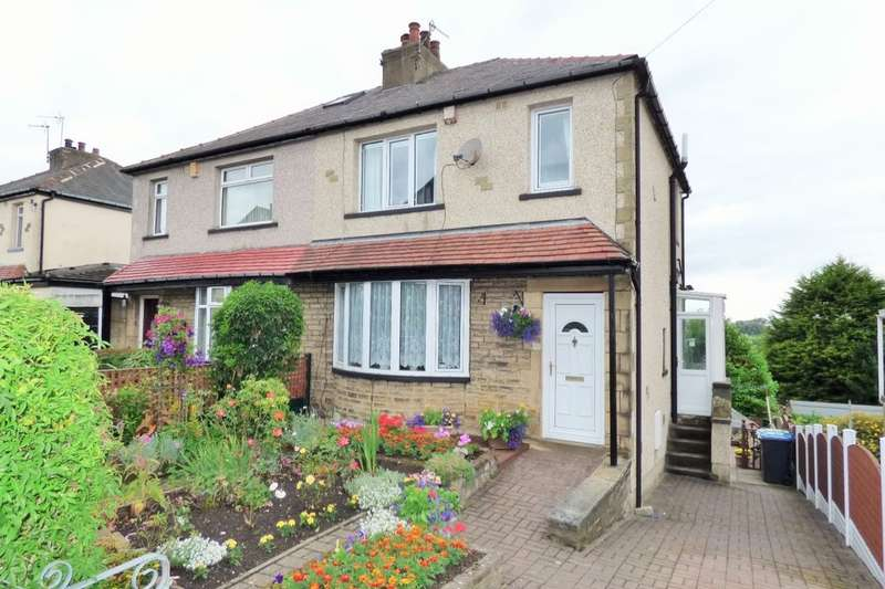 3 Bedrooms Semi Detached House for sale in Lodore Road, Bradford, BD2