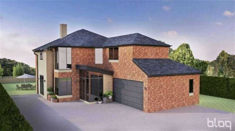 4 Bedrooms Detached House for sale in Bearstone Road, Norton-in-Hales, Shropshire
