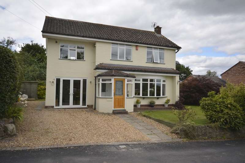 4 Bedrooms Detached House for sale in Ivory House The Hurst, Kingsley, Frodsham, WA6
