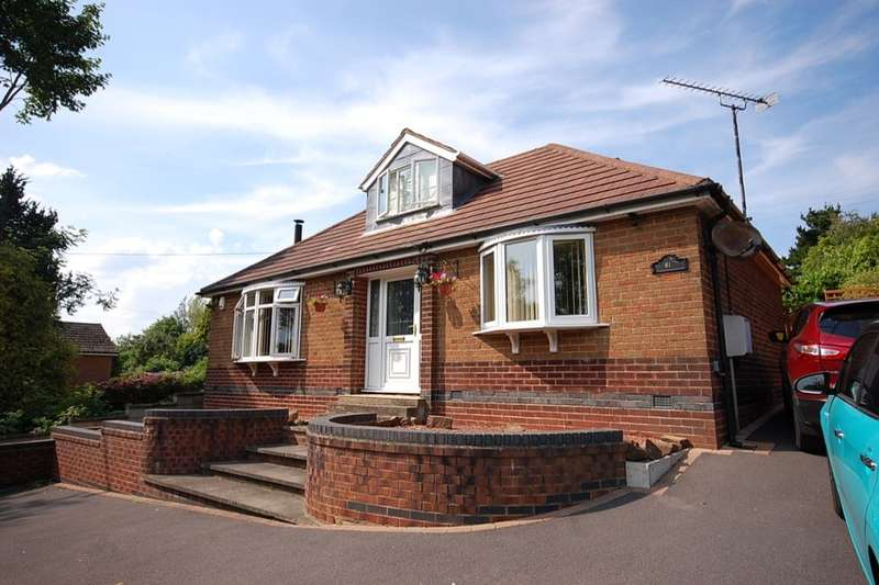 3 Bedrooms Detached House for sale in Church Lane, Horsley Woodhouse, Ilkeston, DE7