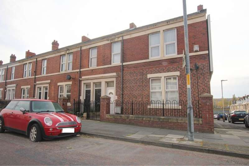4 Bedrooms Property for sale in Saltwell Road, Bensham, Gateshead, NE8