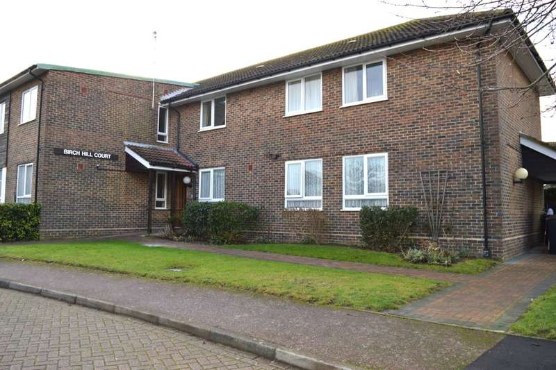 2 Bedrooms Flat for sale in Birch Hill Court, Birchington, CT7