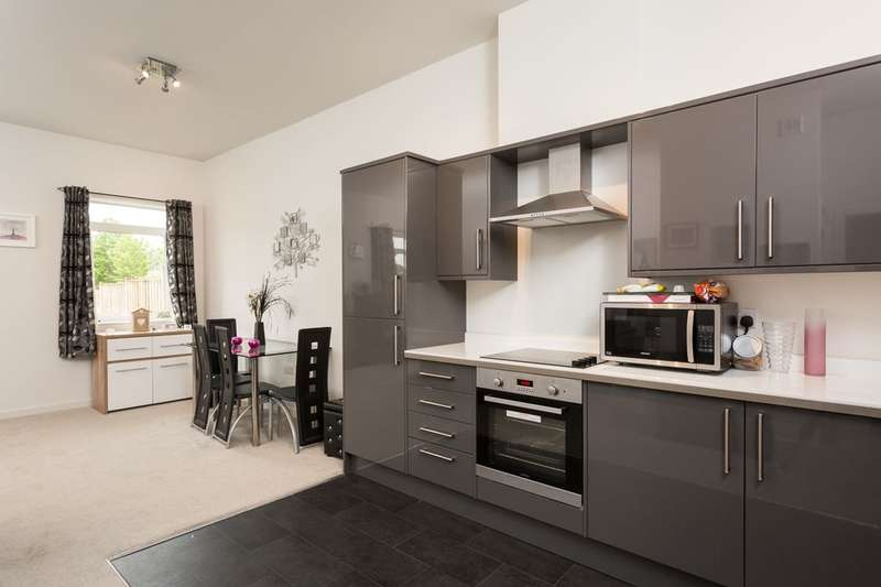 2 Bedrooms Flat for sale in Amy Johnson Way, Clifton Moor, York, YO30