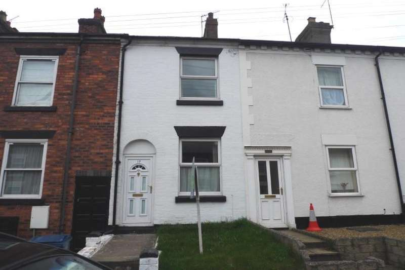2 Bedrooms Property for sale in Castle Street, Stafford, ST16