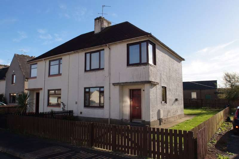 3 Bedrooms Semi Detached House for rent in Montrave Crescent, Leven, KY8