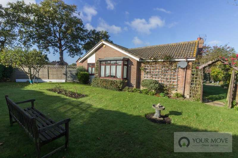 3 Bedrooms Detached Bungalow for sale in Boon Drive, Lowestoft, NR33