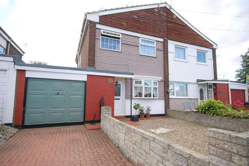 3 Bedrooms Semi Detached House for sale in Regent Court, South Shields