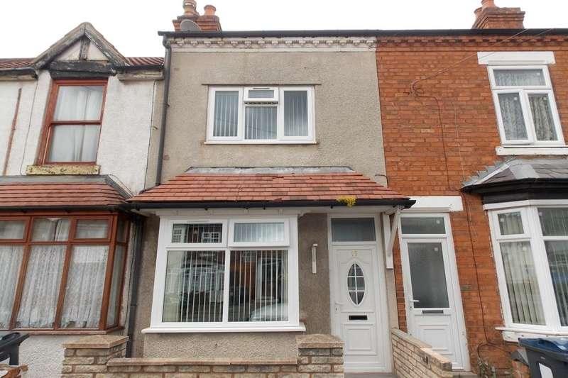 2 Bedrooms Property for sale in Winstanley Road, Stechford, Birmingham, B33