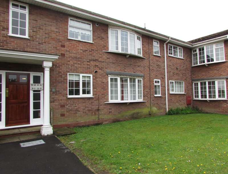 2 Bedrooms Flat for rent in Revesby Court, Scunthorpe, DN16