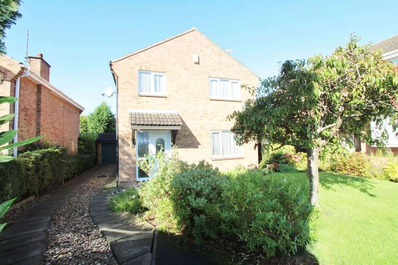 4 Bedrooms Detached House for sale in Magnolia Court, Bramcote, Nottingham, NG9