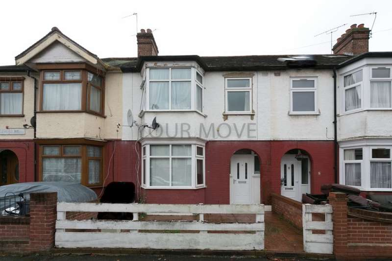 3 Bedrooms Property for sale in Guildford Road, Walthamstow, London, E17