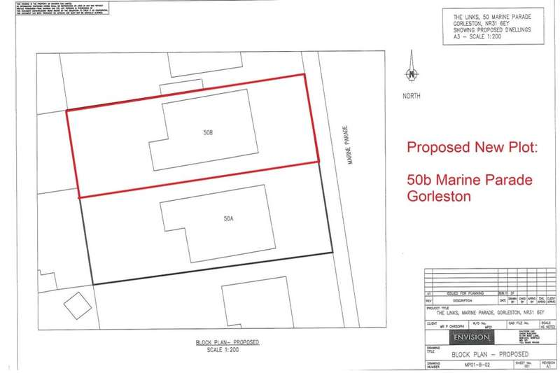 Land Commercial for sale in Marine Parade, Gorleston, Great Yarmouth, NR31