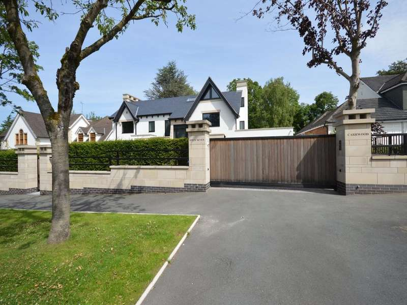 6 Bedrooms Detached House for rent in Carrwood, Hale Barns