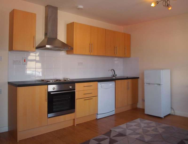 1 Bedroom Flat for rent in Silver Street, Kettering, NN16
