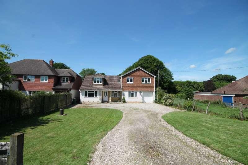 4 Bedrooms Detached House for rent in Oakley, Basingstoke