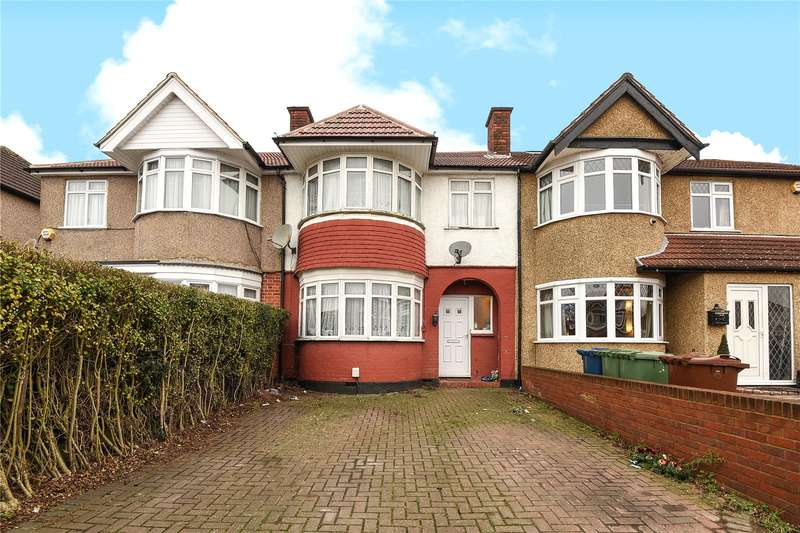 3 Bedrooms Terraced House for sale in Torbay Road, Harrow, Middlesex, HA2