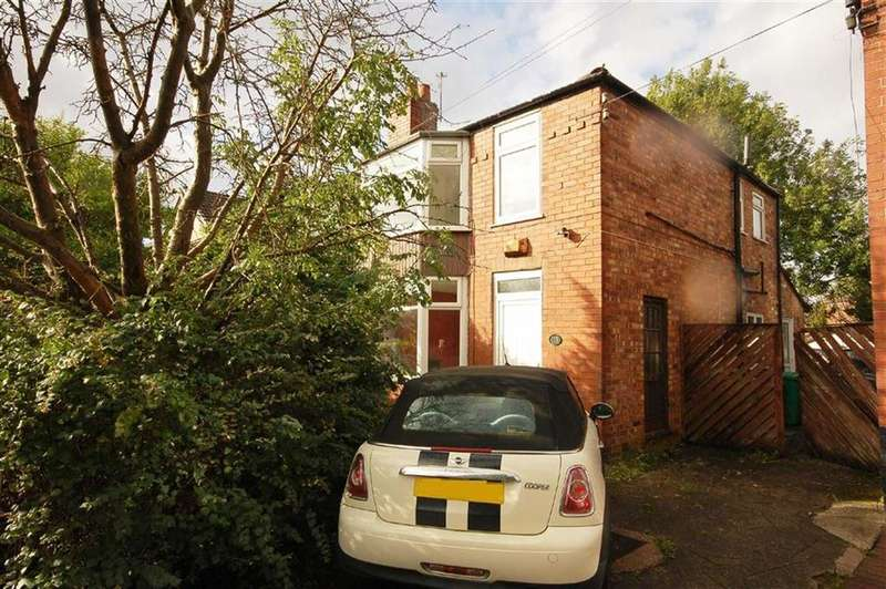 3 Bedrooms Semi Detached House for sale in School Lane, Didsbury, Manchester, M20
