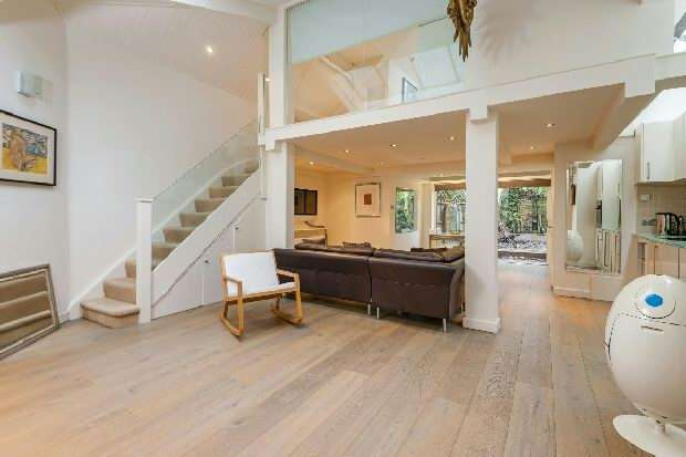 1 Bedroom Flat for sale in Parkhill Road, Belsize Park, NW3