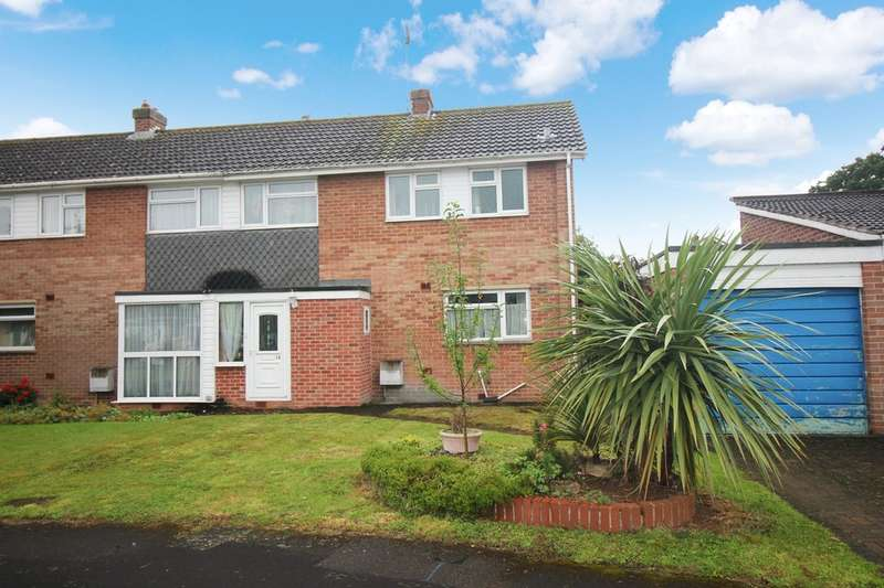3 Bedrooms Semi Detached House for sale in Shrivenham