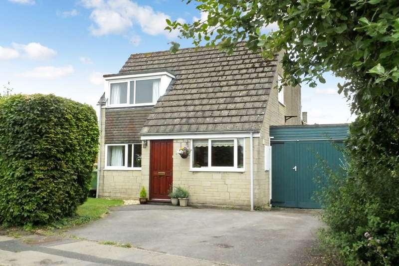 3 Bedrooms Semi Detached House for sale in Crudwell