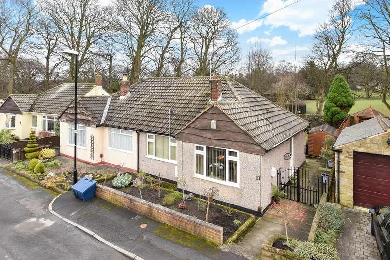 2 Bedrooms Bungalow for sale in Salisbury Street, Rawdon, Leeds, LS19 6BE