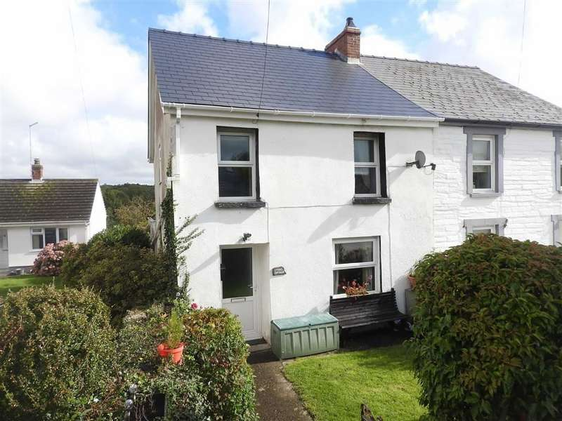 3 Bedrooms Cottage House for sale in Pumporth Lane, CILGERRAN