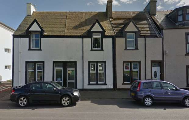 3 Bedrooms Terraced House for sale in Market Street, Stranraer, Wigtownshire, DG9 7RF