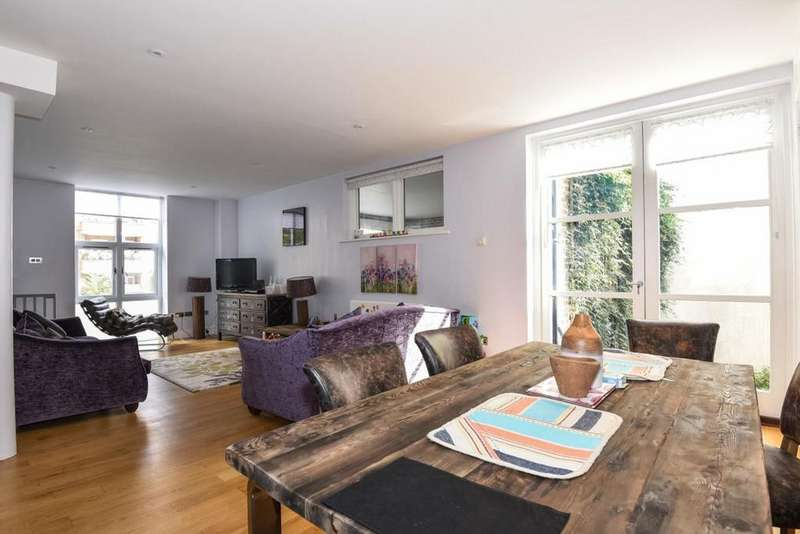 2 Bedrooms Flat for sale in Redcross Way, Borough