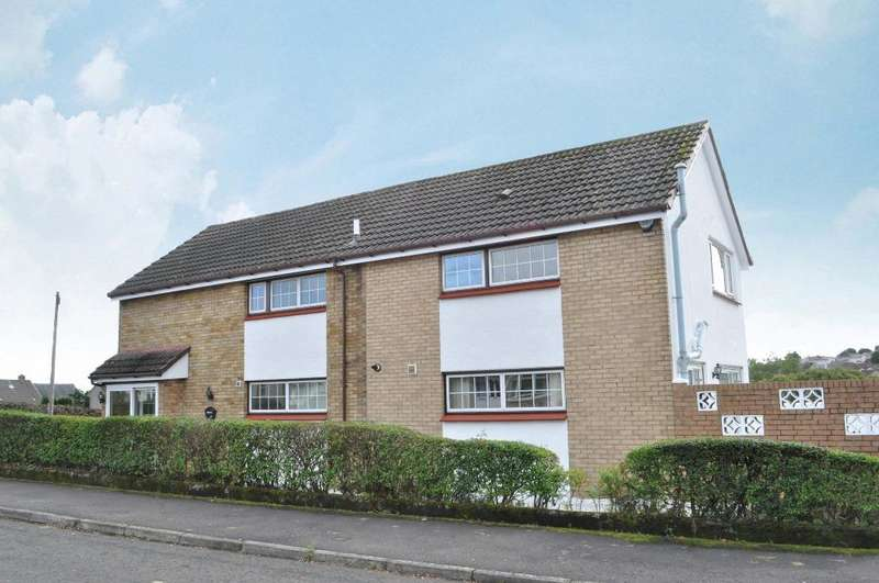 5 Bedrooms Detached House for sale in St Cyrus Road , Bishopbriggs , East Dunbartonshire , G64 1AT