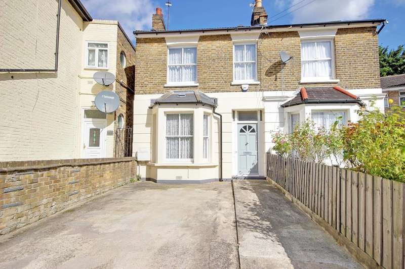 3 Bedrooms Semi Detached House for sale in  Canning Crescent, Wood Green, London, N22