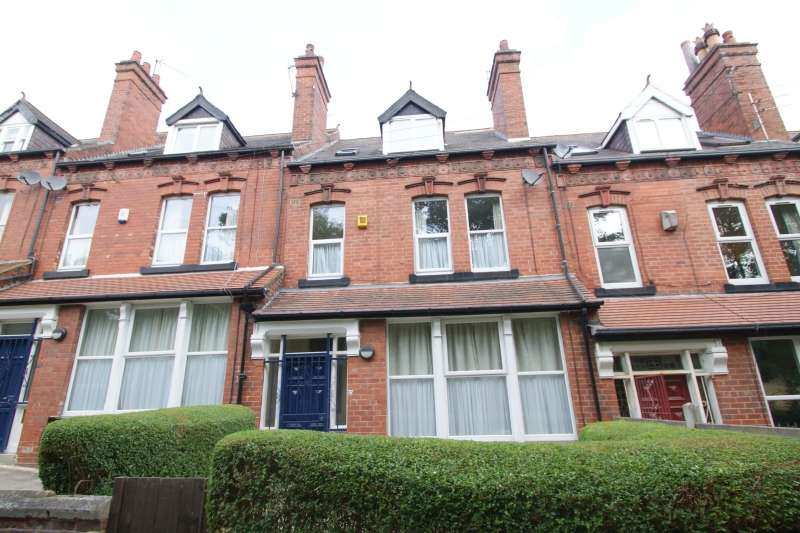 8 Bedrooms Terraced House for rent in Wood Lane, Headingley, Leeds