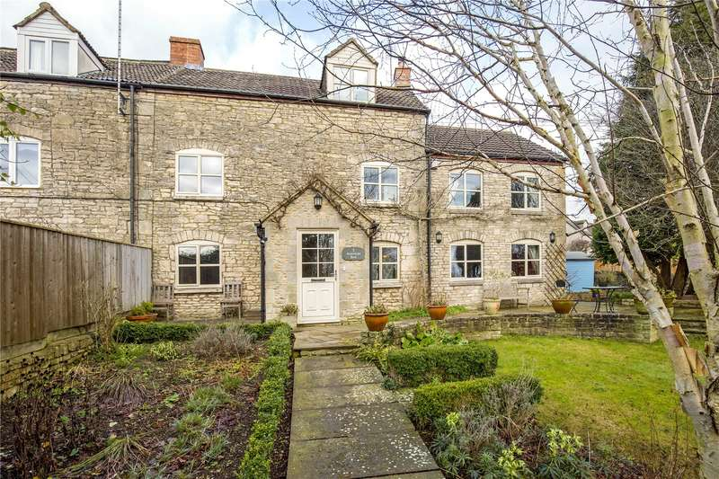 5 Bedrooms Terraced House for sale in American Row, Burcombe Road, Chalford Hill, Stroud, GL6