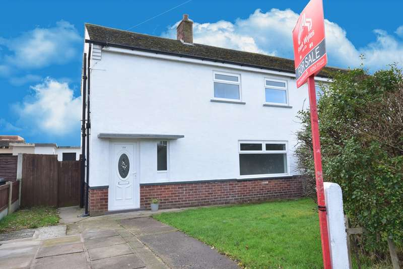 3 Bedrooms Semi Detached House for sale in Hilton Avenue, Lytham St Annes, FY8
