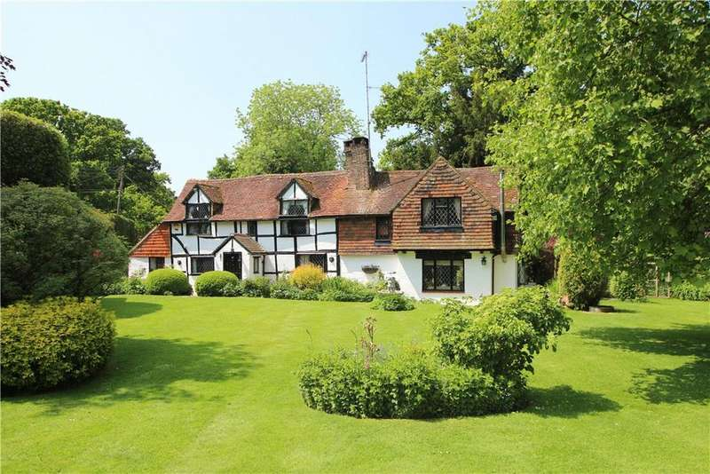 4 Bedrooms Detached House for sale in Furzen Lane, Rudgwick, Horsham, West Sussex, RH12